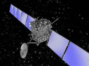 The_Rosetta_Spacecraft