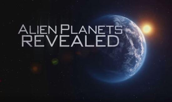 Alien Planet Revealed